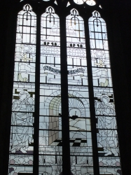 Crichton Memorial Window
