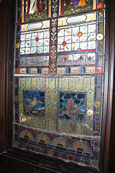 Restoration of stair window