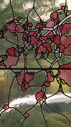 Milngavie - blossom window - door panel